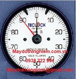 Mặt số của đồng hồ đo độ cứng cao su GS-750G