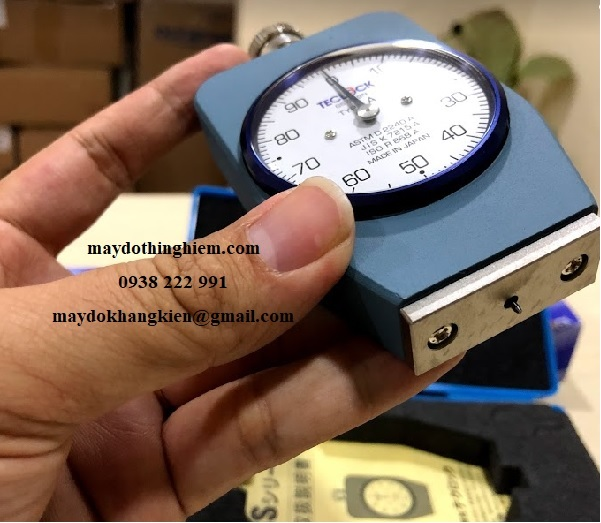 Vậy máy đo độ cứng nào chuyên dùng để đo độ cứng cao su.