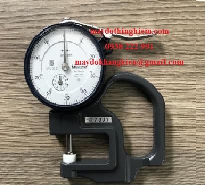 Thước đo độ dày Mitutoyo 7301 sử dụng tốt không