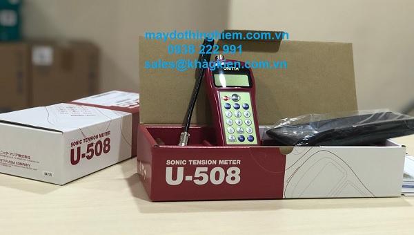 Nguyên lý đo của máy đo lực căng dây U-508 - maydothinghiem.com.vn
