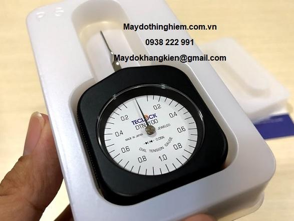 Đồng hồ đo lực căng DTN-100 Teclock