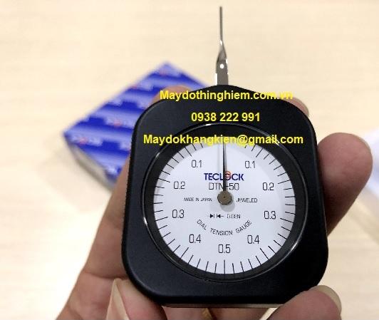 Đồng hồ đo lực căng DTN-50 Teclock