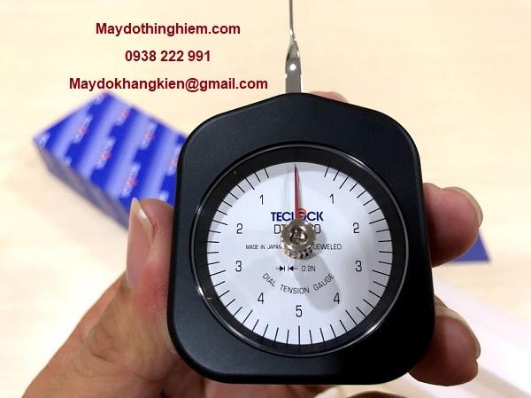 Đồng hồ đo lực căng DTN-500G Teclock
