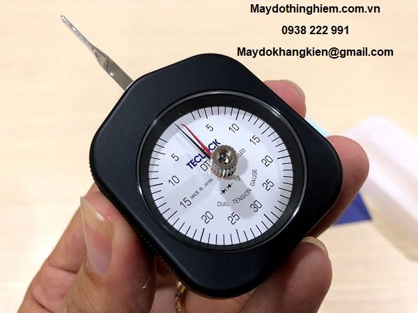 Đồng hồ đo lực DT-30G Teclock