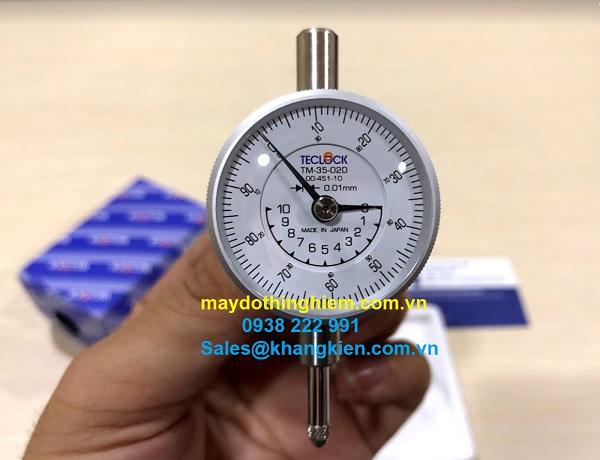 Đồng hồ so Teclock TM-35-02D