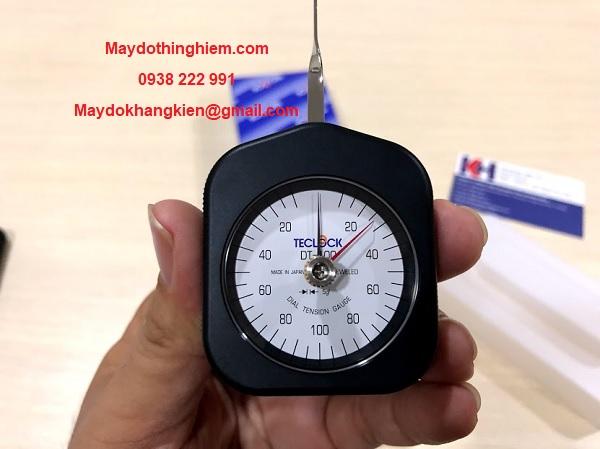 Đồng hồ đo lực căng DTN-100G Teclock