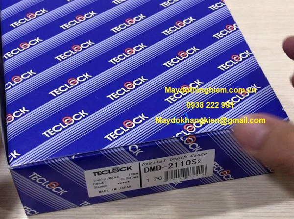 Hộp đựng DMD-2110S2 teclock