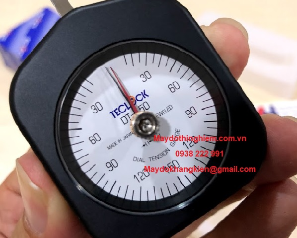 Mặt số đồng hồ đo lực căng