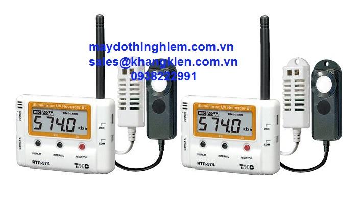 Nhiệt kế T&D RTR-500 Series