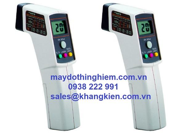 Súng đo nhiệt độ hồng ngoại Sato SK-8700II - maydothinghiem.com.vn - 0938 222 991