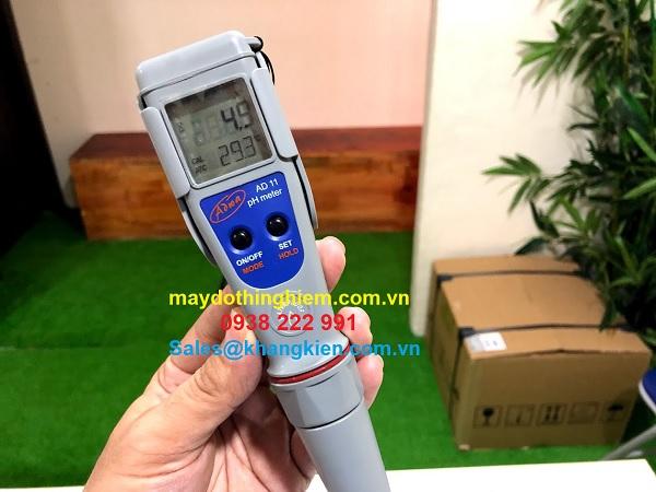 Bút đo pH Adwa AD11 - maydothinghiem.com.vn