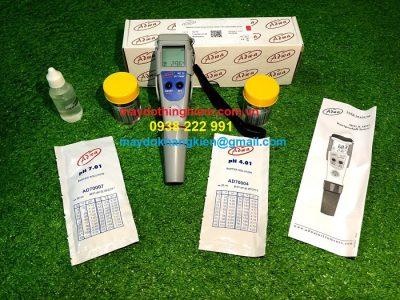 Bút đo pH nhiệt độ AD12 - 0938 222 991