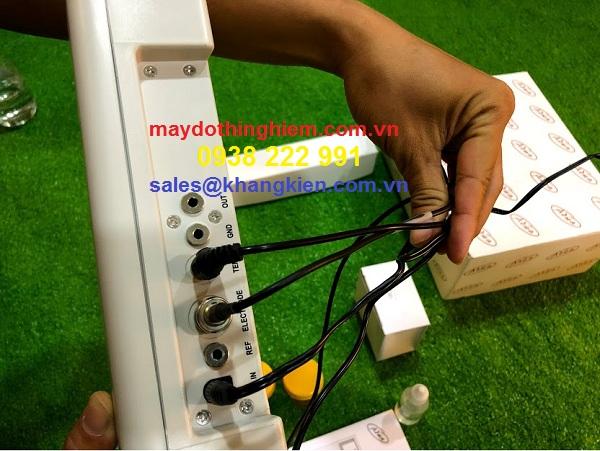 cổng kết nối máy đo ph để bàn ad1030