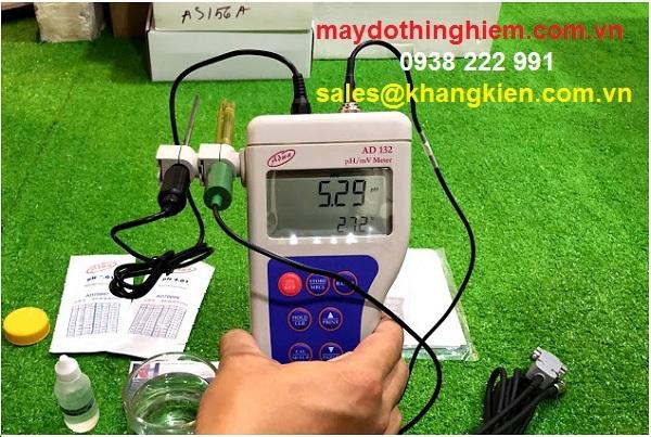 Hướng dẫn sử dụng máy đo pH Adwa AD132 - maydothinghiem.com.vn