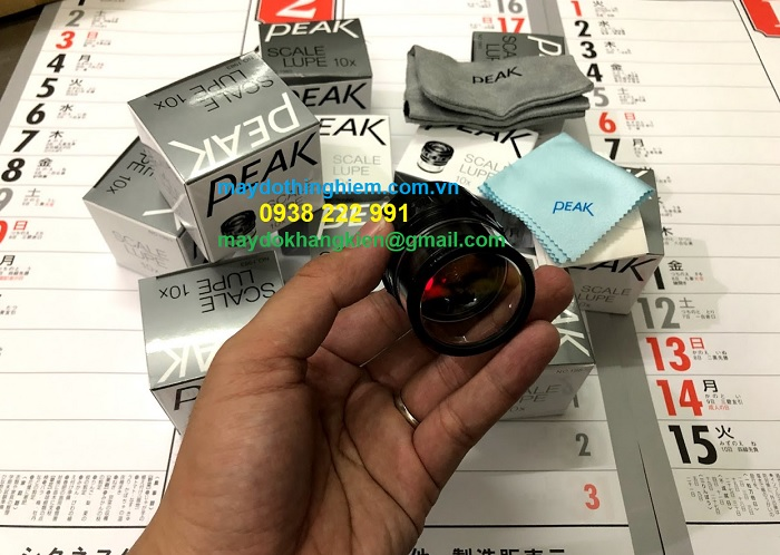 Kính lúp Peak 1983 10X - maydothinghiem.com.vn