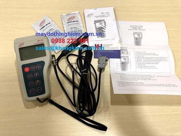 Máy đo độ dẫn TDS nhiệt độ AD332 - 0938 222 991
