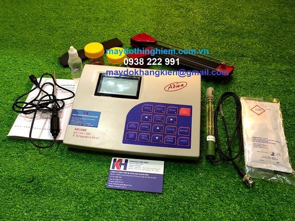 Máy đo pH ORP ISE nhiệt độ AD1020 - maydothinghiem.com.vn