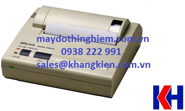 máy in của nhiệt kế sato