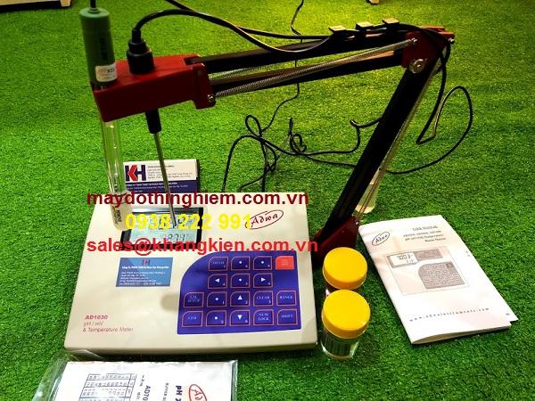 cổng kết nối máy đo ph để bàn ad1030 - maydothinghiem.com.vn