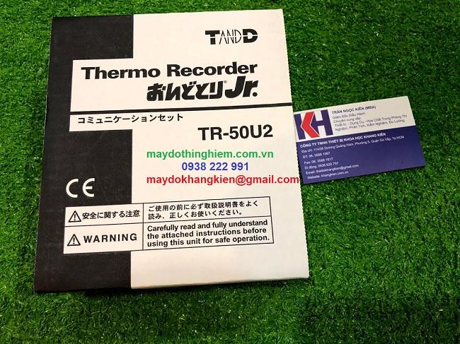Bộ chép giữ liệu T&D TR-50U2 - maydothinghiem.com.vn.jpg