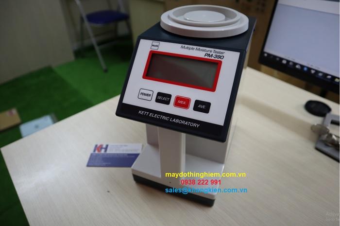 Máy đo độ ẩm PM-390 Kett  - maydothinghiem.com.vn