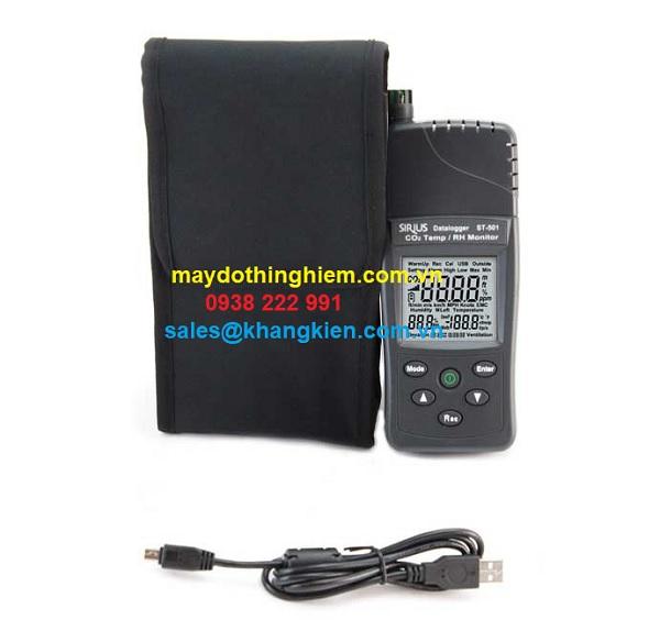 Máy đo khí CO2 ST-501