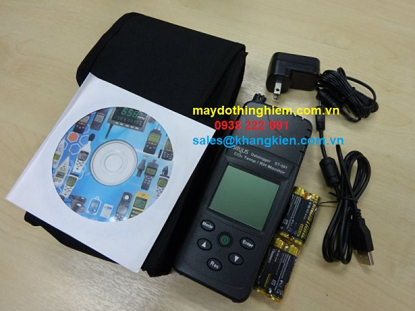 Máy đo khí CO2, nhiệt độ và độ ẩm cầm tay ST-501.jpg