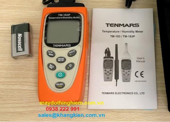 Máy đo nhiệt độ, độ ẩm TM-183P-khangkien.com.vn.jpg