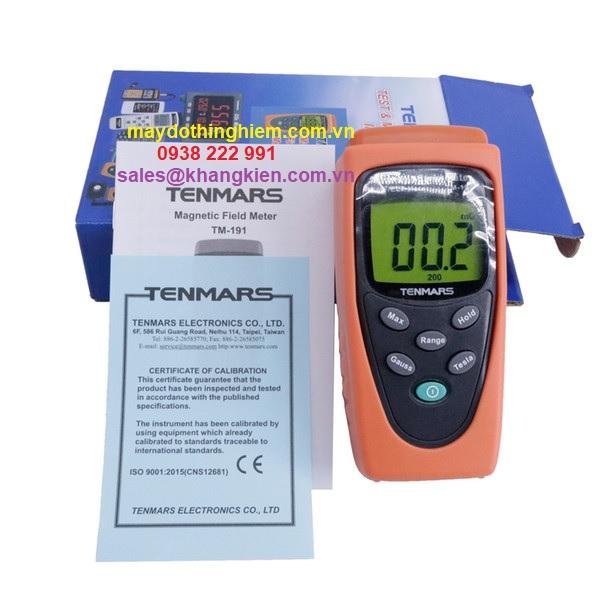 Máy đo từ trường TM 191-tenmars đài loan.jpg