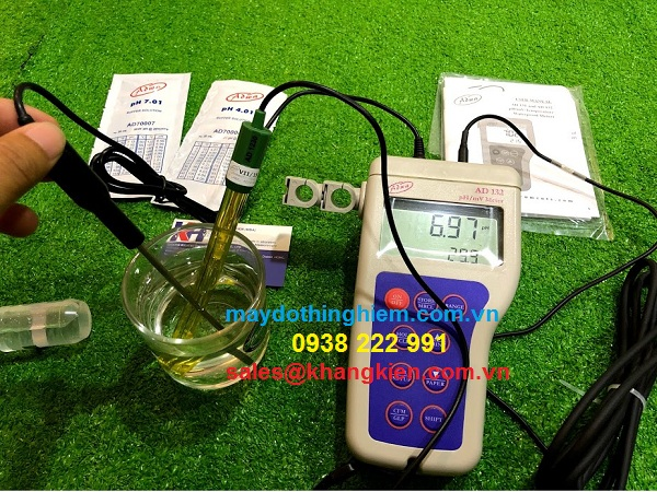 Tại Sao Cần Phải Hiệu Chuẩn Máy Đo pH - sales@khangkien.com.vn