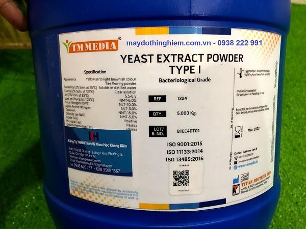 Yeast Extract Powder Titan Ấn Độ Cao nấm men.jpg