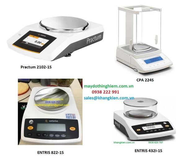 Các sản phẩm cân điện tử uy tín trên thị trường - Cân kỹ thuật hãng Sartorius.jpg