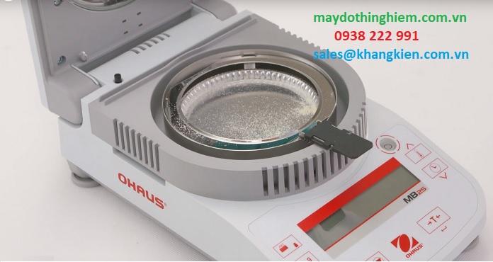 máy phân tích ẩm MB 25