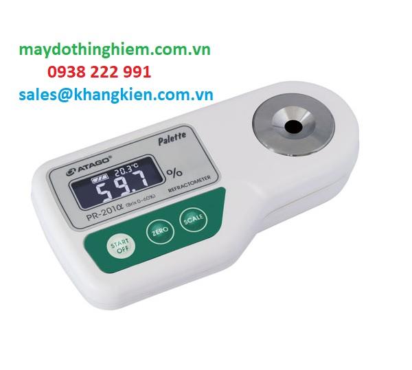 Khúc xạ kế đo độ ngọt PR-201 Alpha.jpg