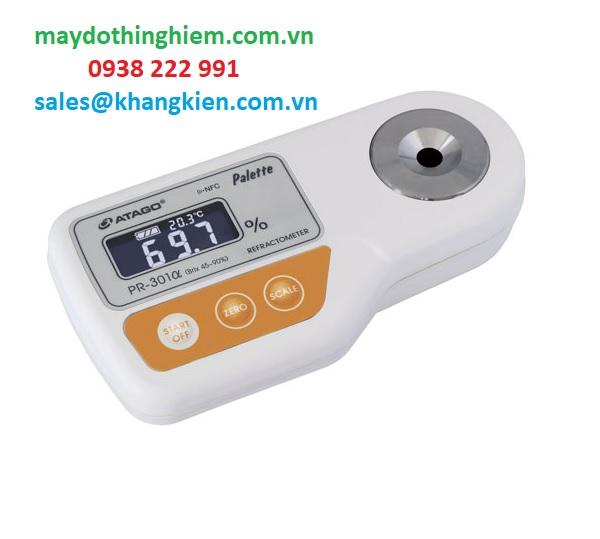 Khúc xạ kế đo độ ngọt PR-301 Alpha.jpg