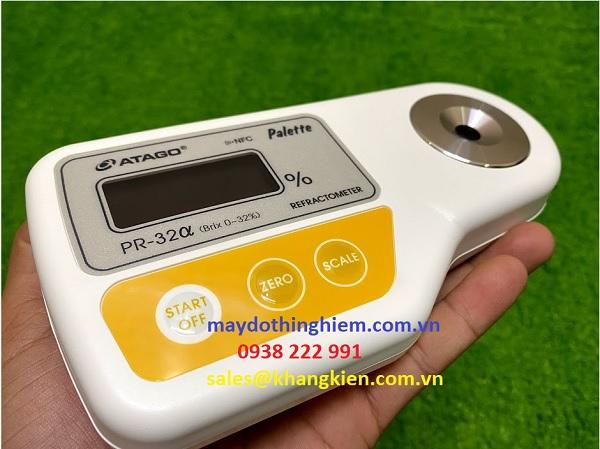 Khúc xạ kế đo độ ngọt PR-32 Alpha.jpg