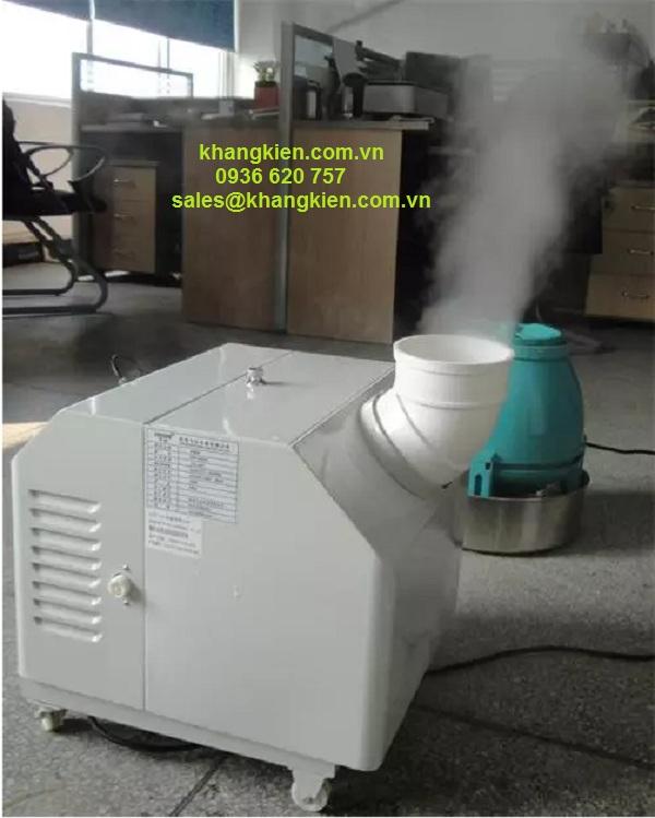 Những điều cần biết khi nuôi cấy đông trùng hạ thảo-phung sương siêu âm tạo độ ẩm cho phòng