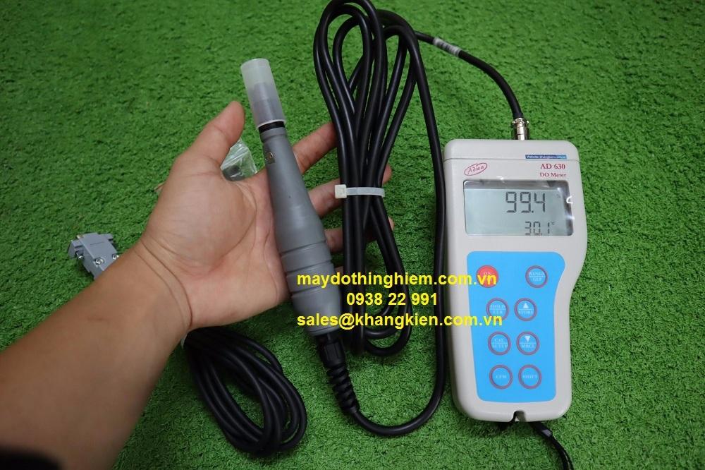 Hiêu chuẩn Hướng dẫn sử dụng máy đo Oxy hòa tan cầm tay AD630