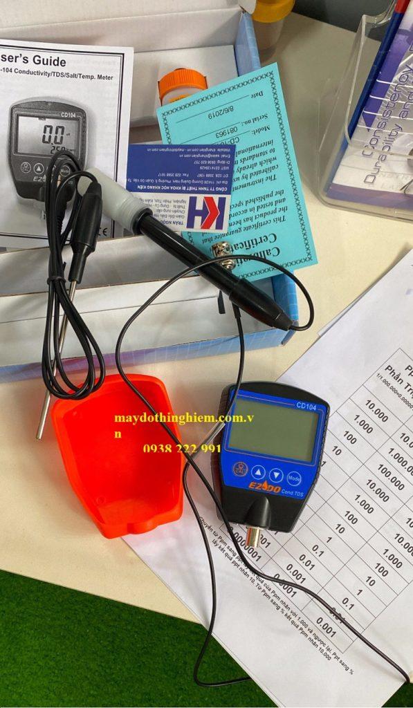 CD104 đều được kiểm tra trước khi đến tay người dùng