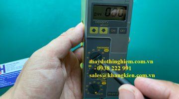 tùy chỉnh các chức năng máy đo độ ẩm gỗ KETT HM-530