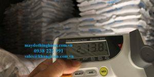 hinh ảnh đo thực tế tại kho Gạo của khách hàng