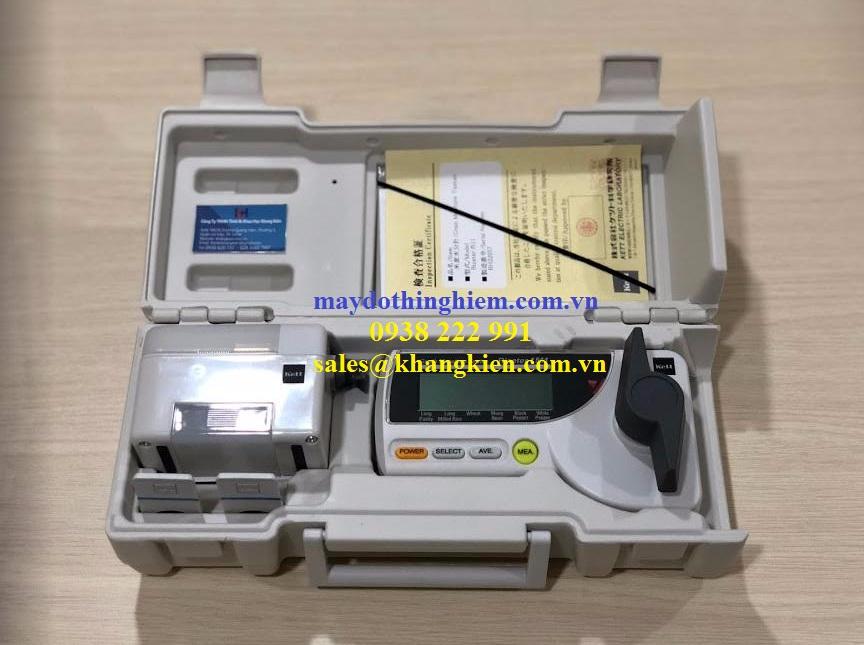 Hướng dẫn sử dụng máy đo độ ẩm gạo nông sản Kett F511 - maydothinghiem.com.vn