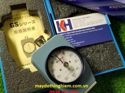 Đồng hồ đo độ cứng cao su GS-719G