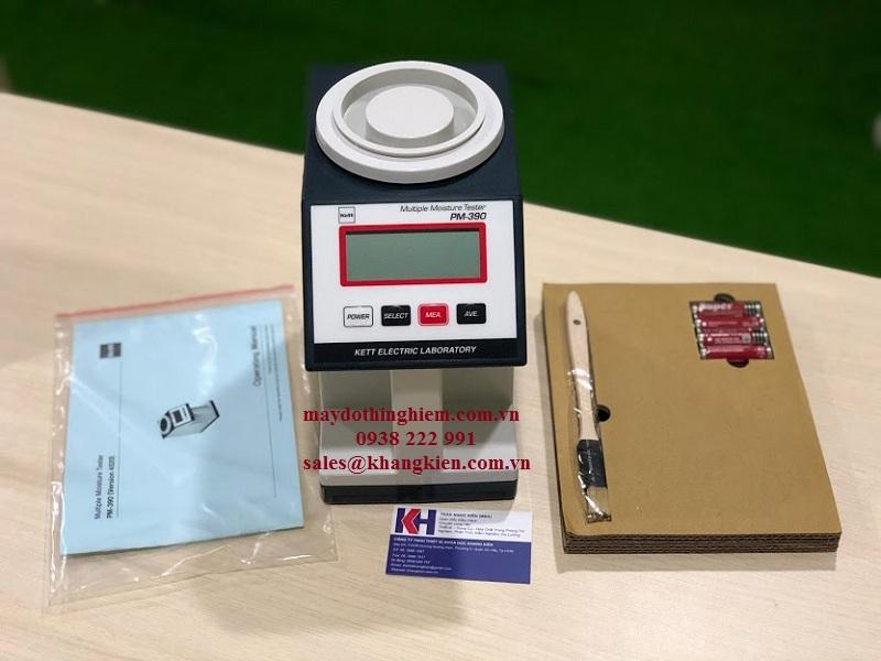 Kett PM-390 là dòng thiết bị thích hợp rất nhiều người dùng