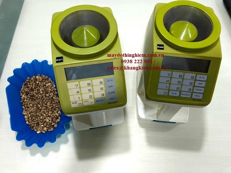 thiết bị được khuyên dùng trong kiểm ta độ ẩm nông sản