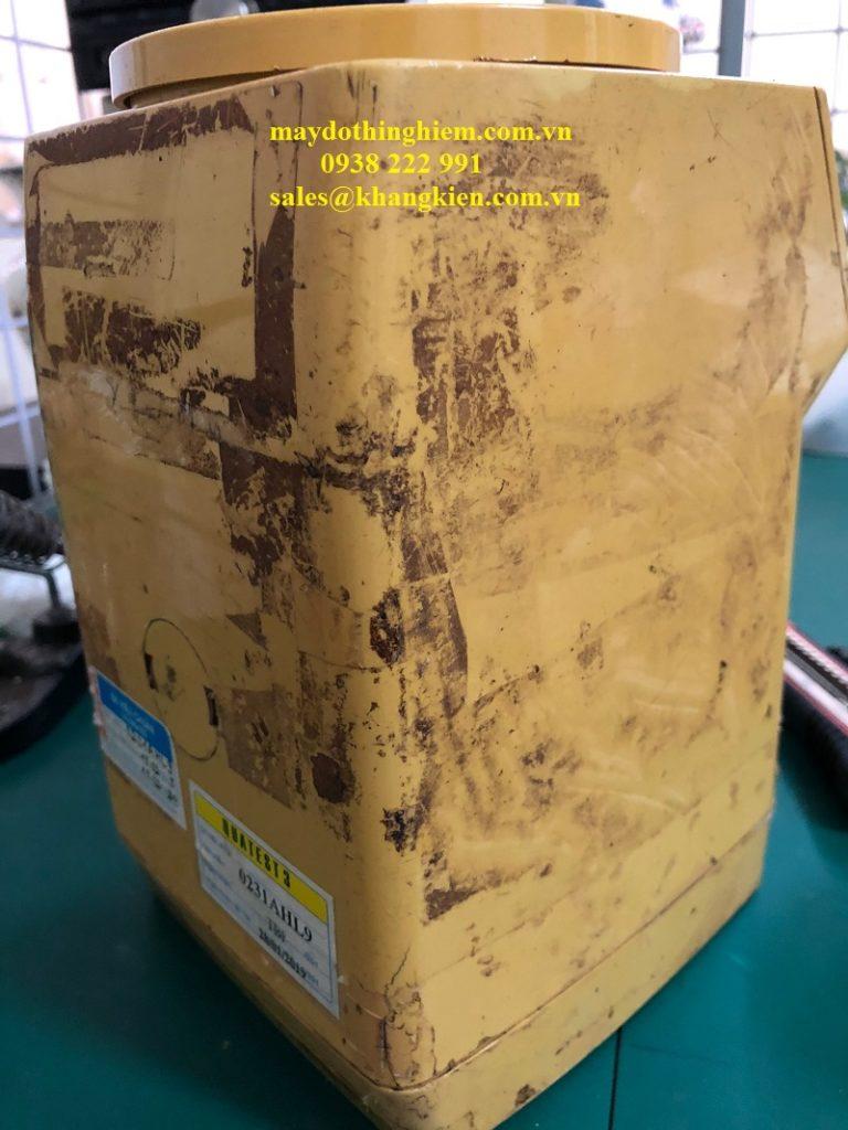 Thiết bị hư hỏng cảm biến PM-400