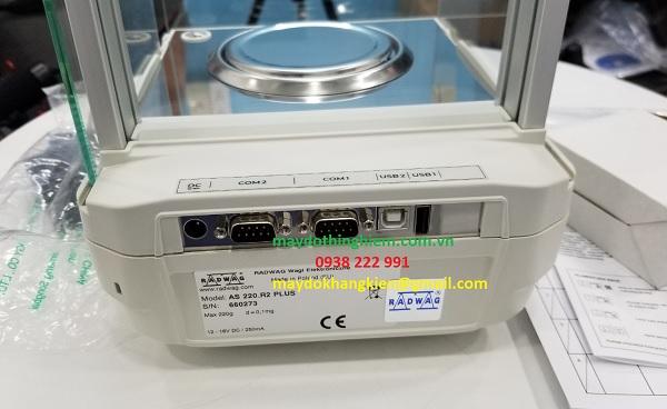 Cân phân tích 4 số AS 220R2Plus-khangkien.com.vn