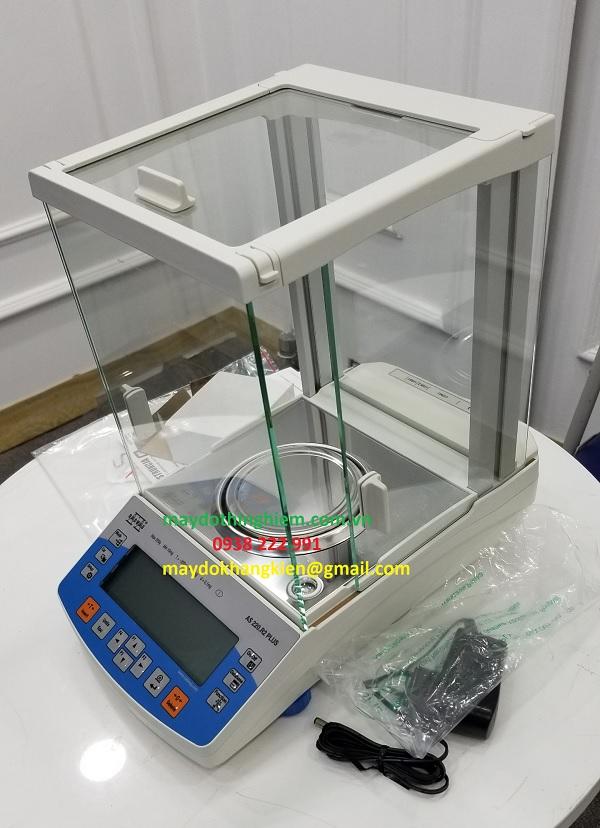 Cân phân tích 4 số AS 220R2Plus-maydothinghiem.com.vn