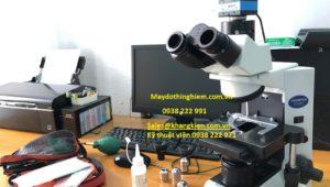 vệ sinh kính hiển vi CX31