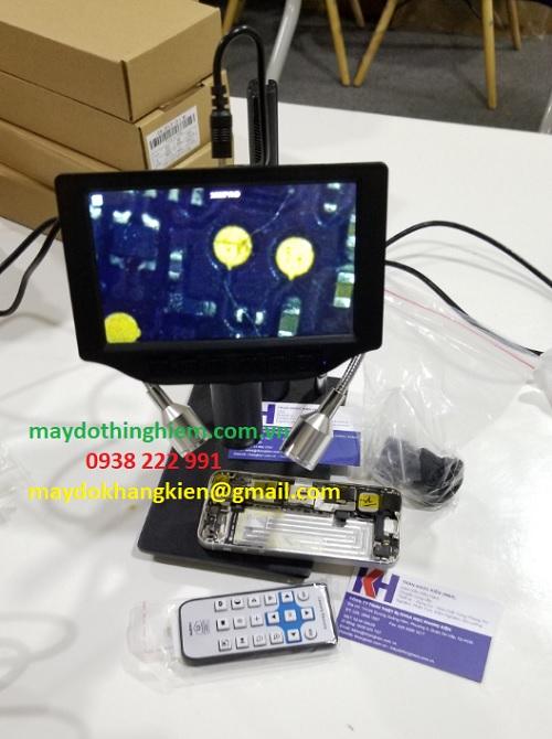 Kính hiển vi soi nổi kèm màn hình MSK-968-maydothinghiem.com.vn